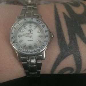 Women's Hollywood Polo Watch Stainless Steel